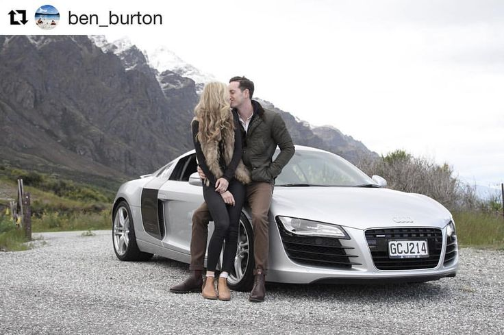 Ignition Self Drive Adventures providing their top spec sports cars to happy couples in Queenstown