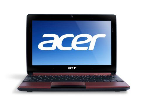 Acer Aspire One AOD270-1835 10.1-Inch Netbook (Burgundy Red) http://shorl.com/rebagymiprari