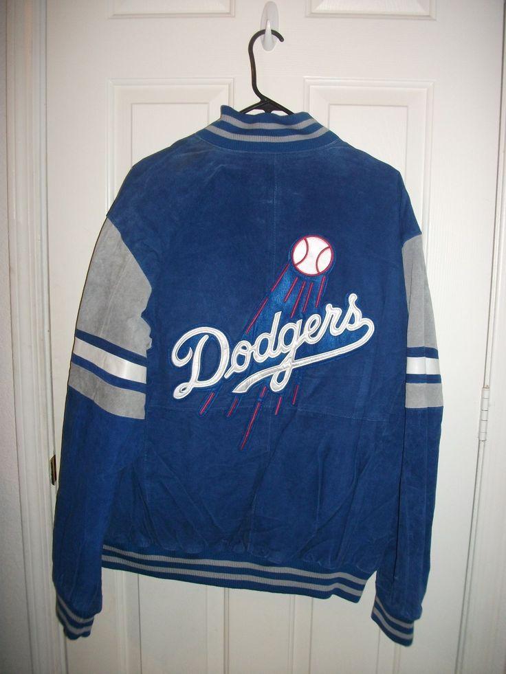 Los Angeles Dodgers Suede XXL Jacket