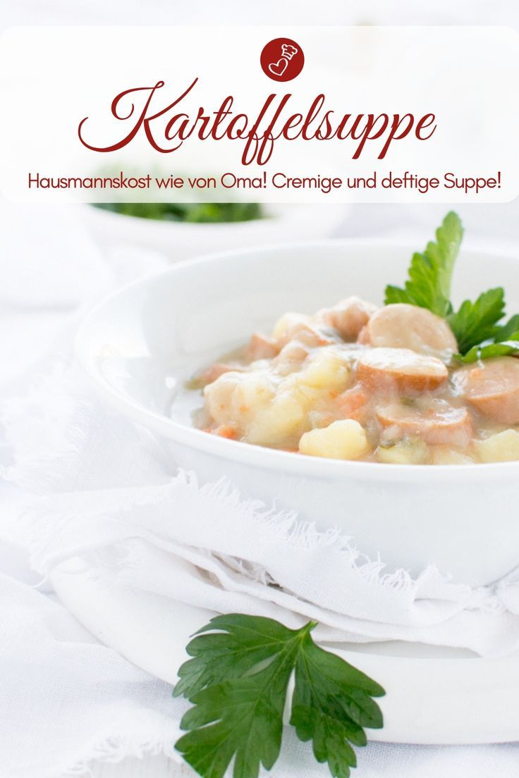 4976ac8f7025860a78157be0d8dffc84 - Beste Kartoffelsuppe Rezepte