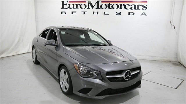 2015 Mercedes Benz Cla Class 4dr Sedan Cla 250 4matic Mercedes