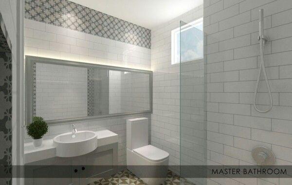 Toilet for master bedroom