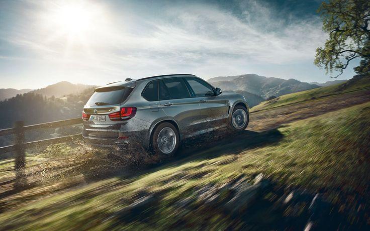 BMW xDrive on Behance