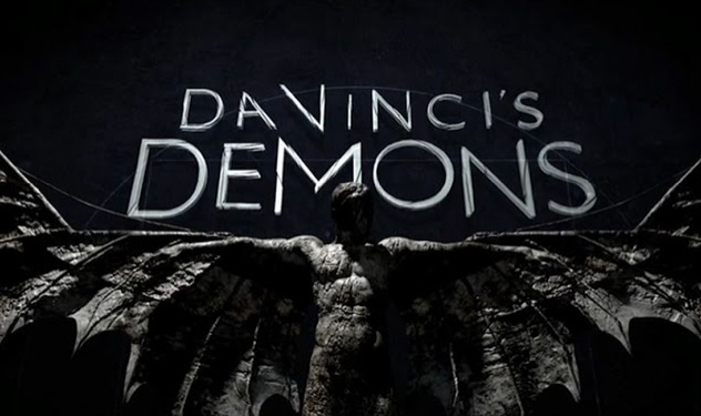 Loving Da Vinci's Demons right now - amazing series