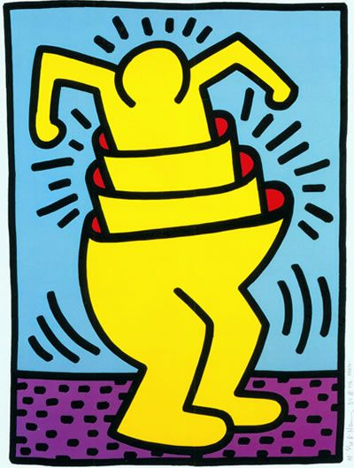 706 best {art} Keith Haring images on Pinterest | Keith haring art ...