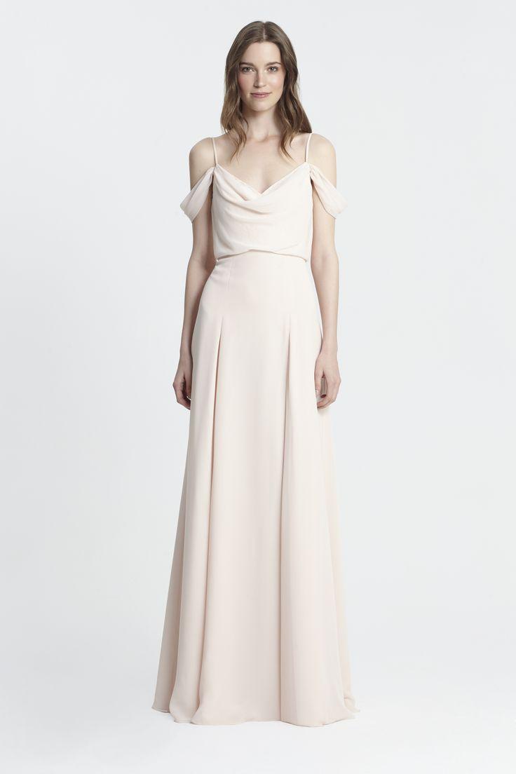 25 best spring 2017 bridesmaids images on pinterest for Buy monique lhuillier wedding dress