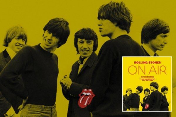 The Rolling Stones will release 'On Air in the Sixties' on September 26, 2017.