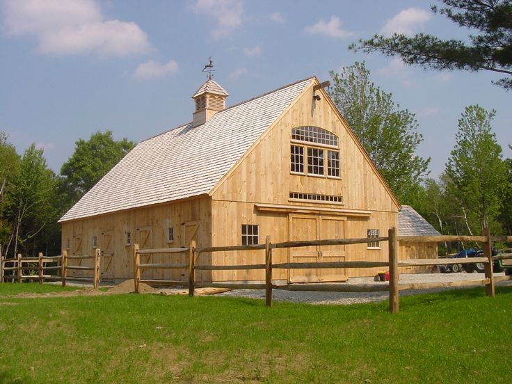 17 best images about horse barns on pinterest horse Carriage barn plans
