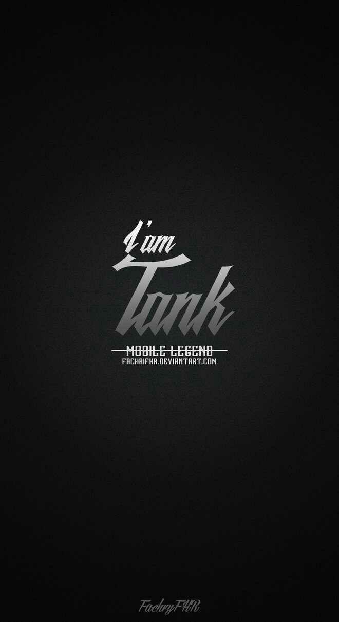 I Am Tank Ungkapan Lucu Logo Keren Semuanya Lucu