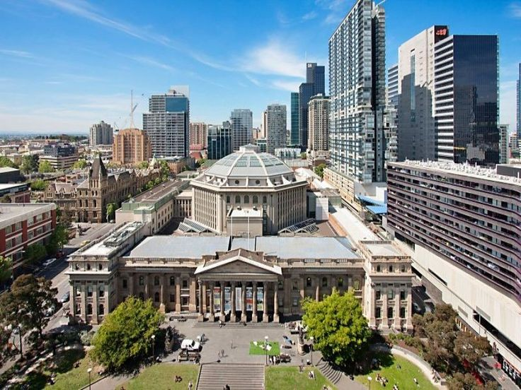 State Library - Melbourne