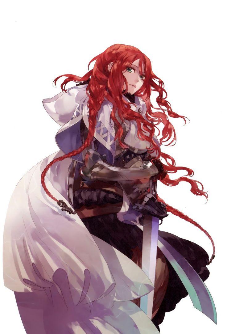189 best manga anime girl images on pinterest manga - Anime female warrior ...