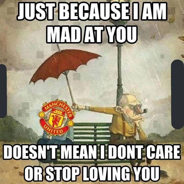 Man United Fans This Season And Every Season Manchester United Fans Man United The Unit