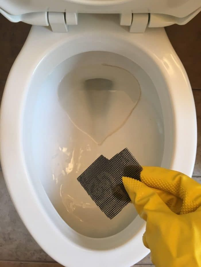 How To Remove Hard Water Stains From Toilets Hard Water Stain Remover Cleaning Hacks Hard Water Stains