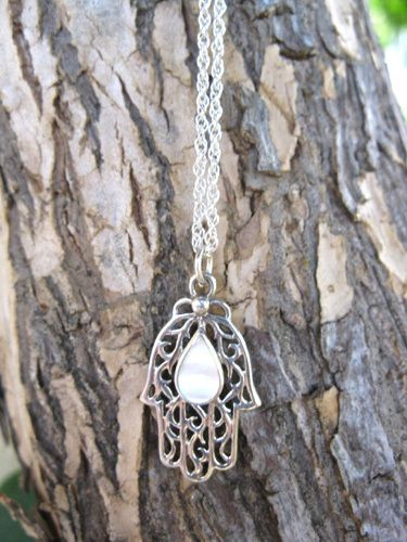 18 best hamsa jewellery and hand of fatima jewellery with meaning hamsa hand of fatima pendant iceberg teardrop makes a lovely gift for strength mozeypictures Image collections