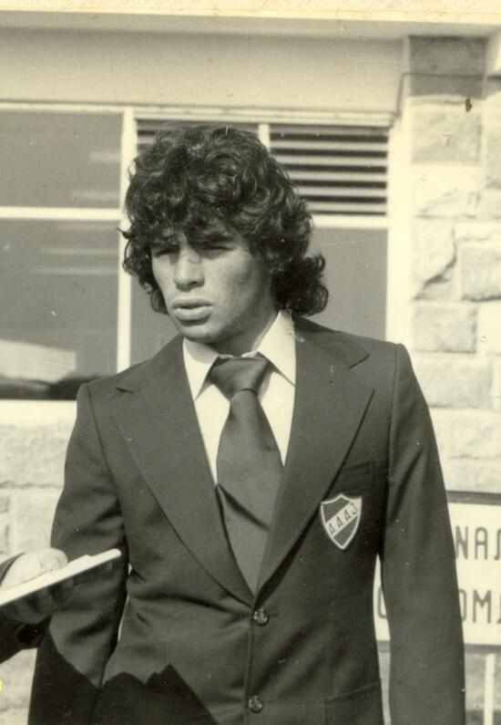 Boca - banging Maradona