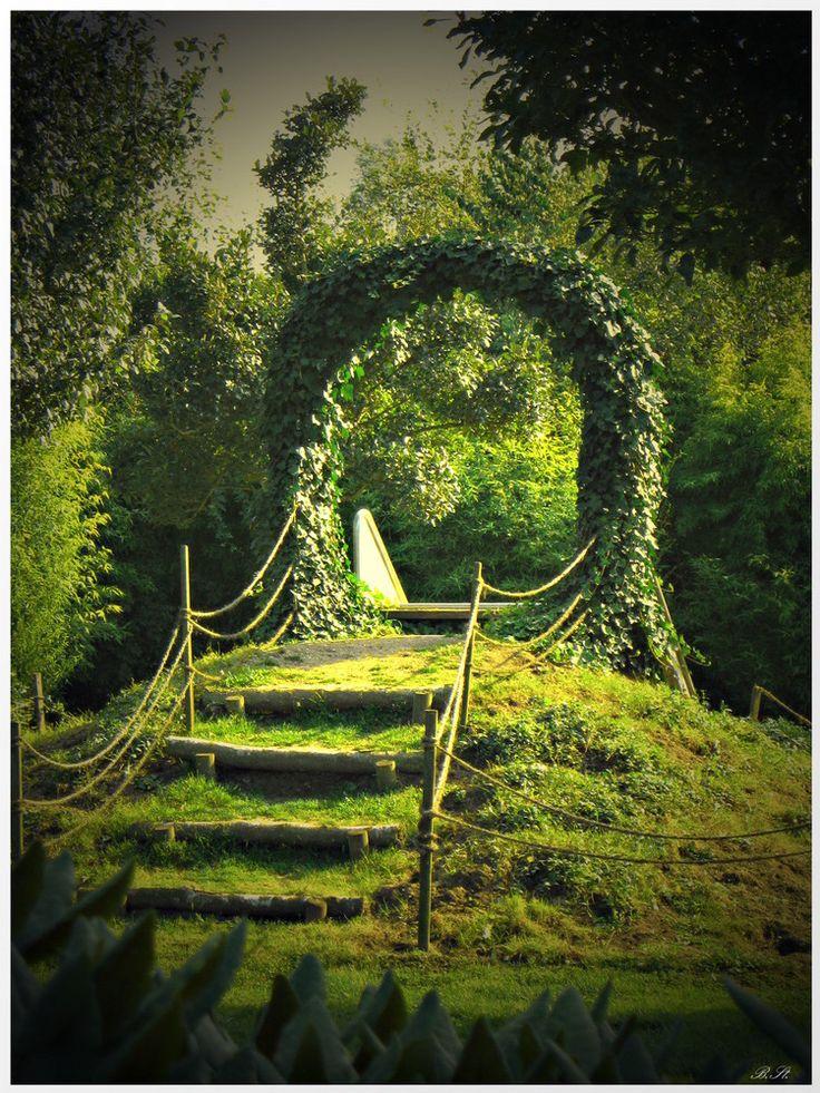 Das Tor zum Paradies