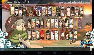 Naruto Senki Nsun5 By Muhammat Kafin Apk Naruto Games Android