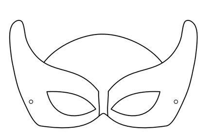 Máscaras de Carnaval para imprimir - Eu (Lele), ele e as crianças