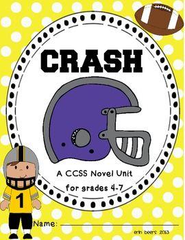 All Worksheets » Crash By Jerry Spinelli Worksheets - Printable ...