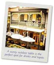 Tatler Restaurant and Bar - New Zealand cuisine in historic surroundings.