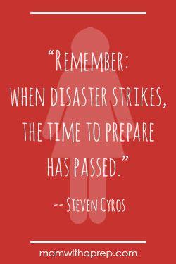 Preparedness Quotes vol. 3 @ MomwithaPREP.com