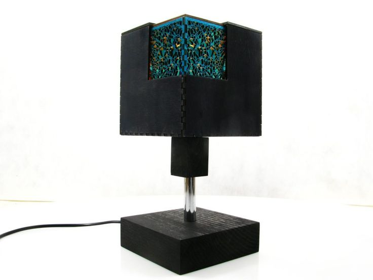 #wooden #lamp #wood #light #modern #indigovento
