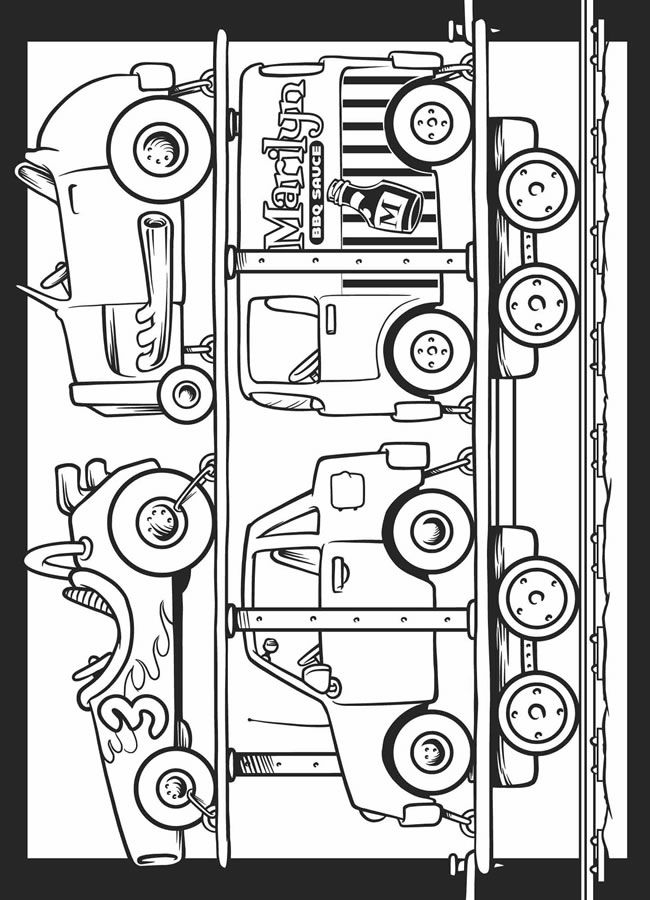 Welcome To Dover Publications Adult ColoringColoring BooksColoring PagesTrain CarCar CarrierDover