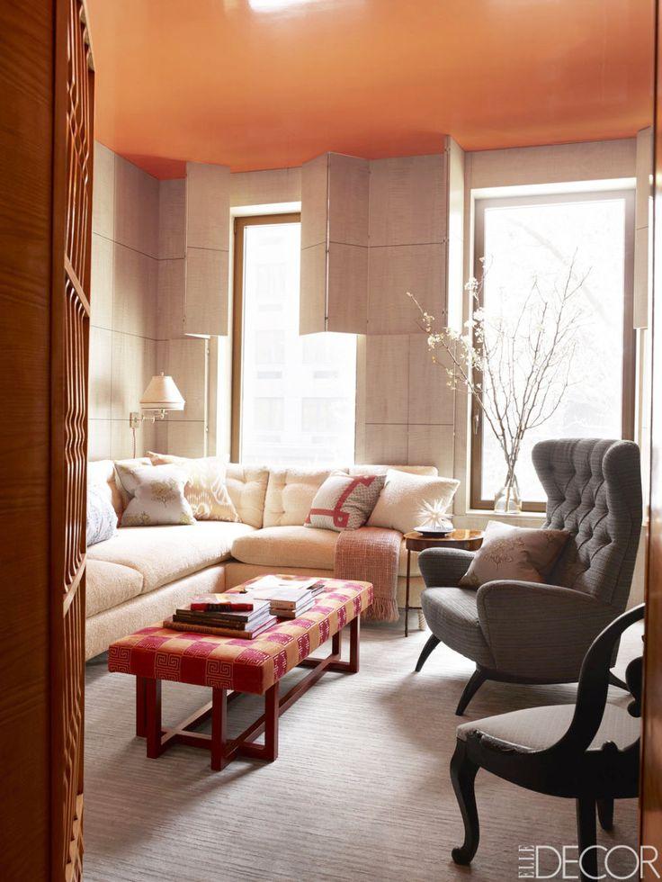 Best 25 Painted ceilings ideas on Pinterest  Paint ceiling Ceiling ideas and Ceilings