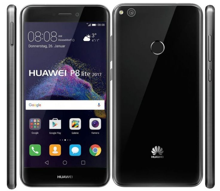 Huawei P8 Lite 2017 With 1080p Display 3gb Ram Android 7 0 Announced Huawei Phone Smartphone