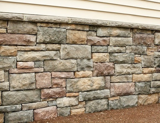 Dry Stack Amp Siding For The Home Pinterest Colors