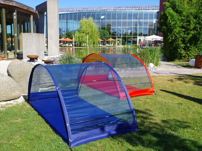 The Fintech Focus: HelioTent - The Healthier Sun Shade