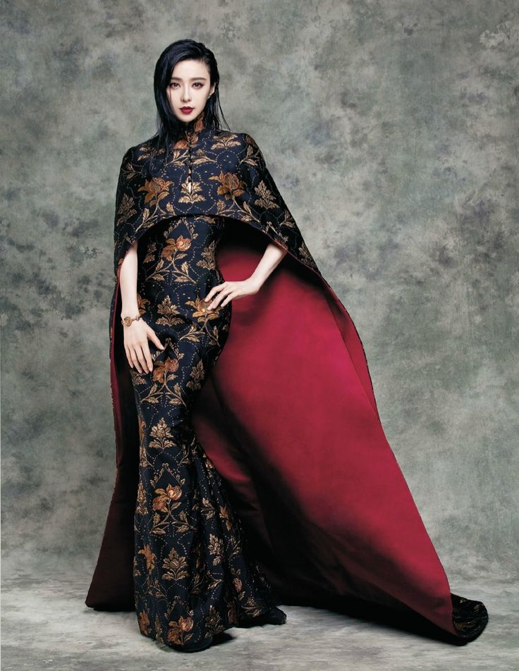 Fan Bingbing @fanbingbingcn by Sun Jun www.sunjunphoto.com for Vogue China www.vogue.com.cn September 2015 #motion