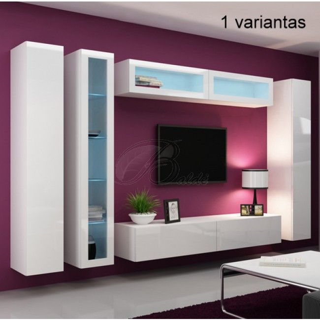 VIGO baldų kolekcija atrodo labai elegantiška ir moderni  baldaitau.lt