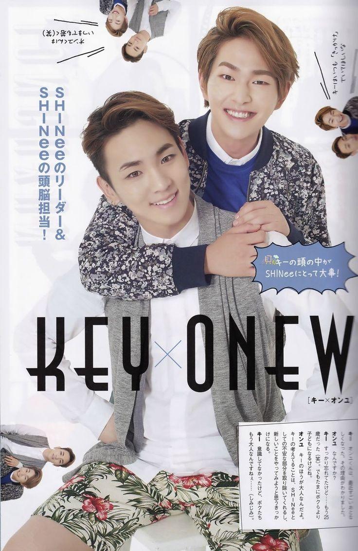 Key and Onew Seek Magazine Vol. 4 2014