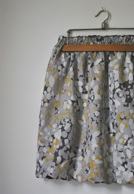 La jupe réversible [DIY inside]
