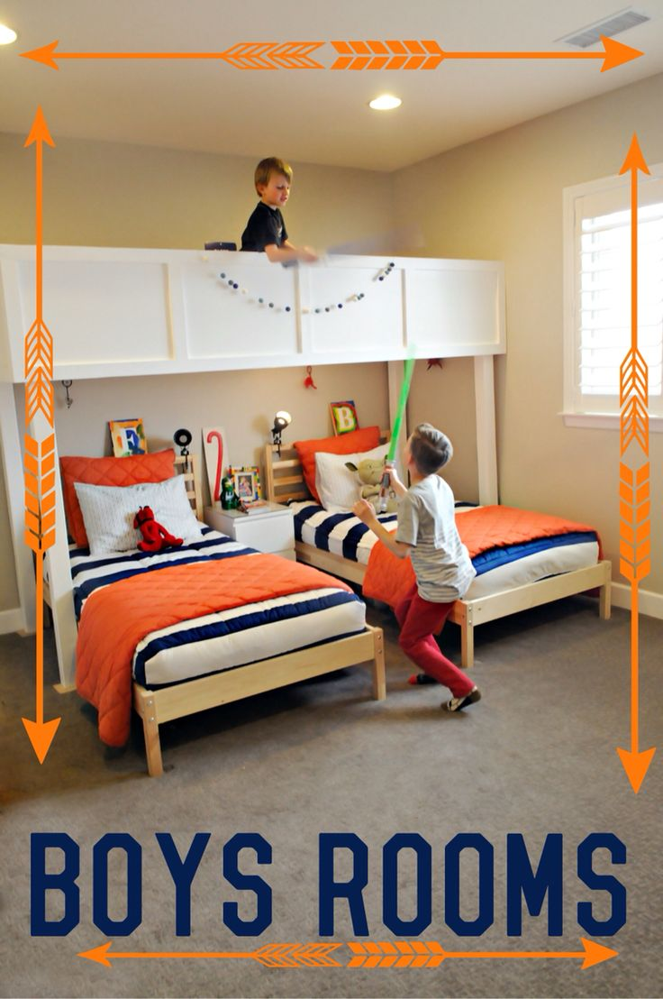 Bedroom designs for kids boys - Want A Cute Clean Boys Room Start With Our Zipper Bedding Beddys Com