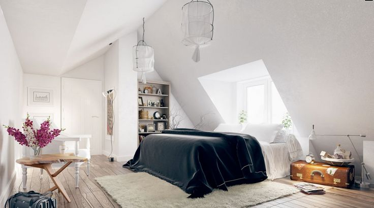 Lovely-Interior-Design-For-Attic-Bedrooms-(12)