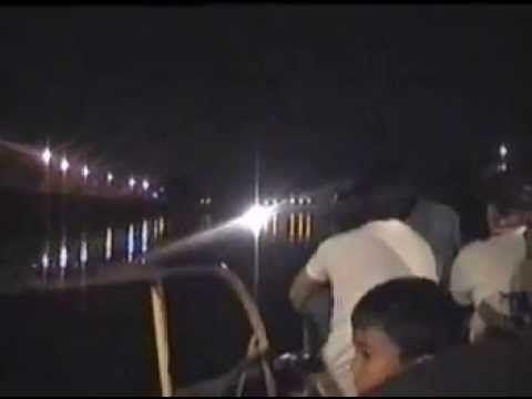 Boatride at Marikina Riverpark.