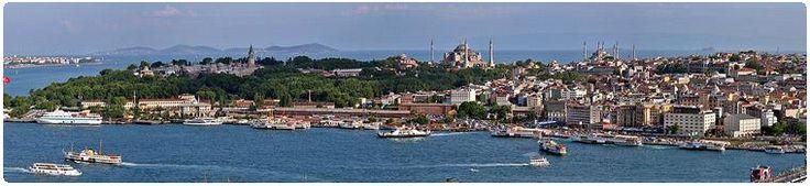 Istanbul #Bosphorus Tours - Bosphorus Cruise - Half Day Morning Tour in #Istanbul