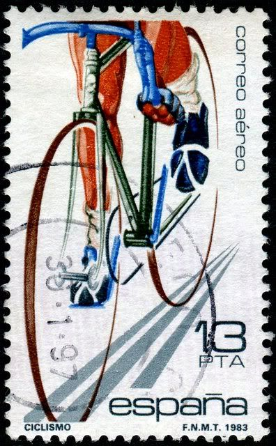 Bicycles on Stamps... - Stamp Community Forum - Page 10