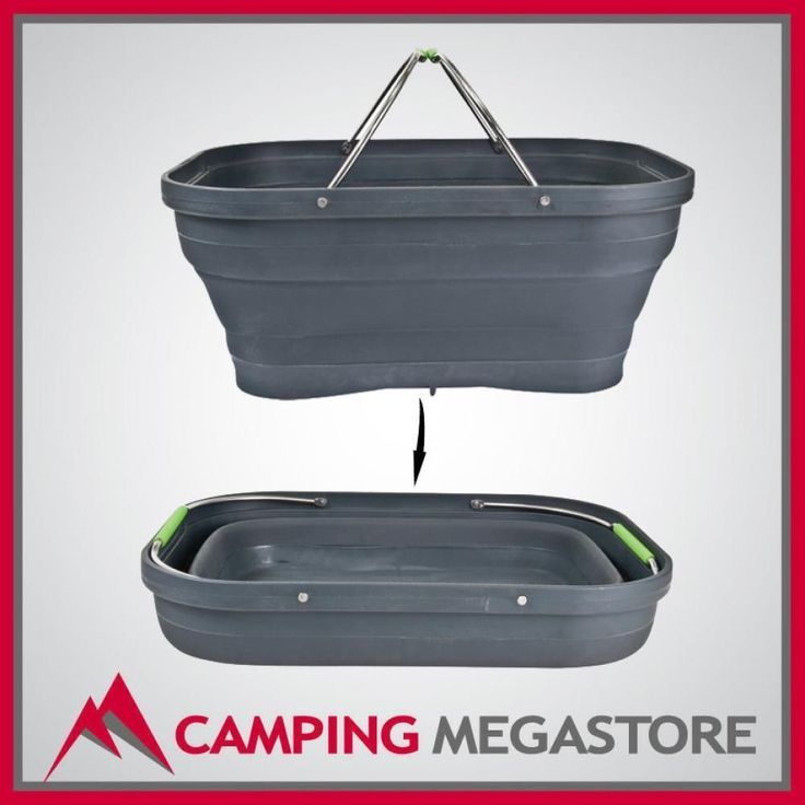 COMPANION COLLAPSIBLE SILICONE 15 LITRE WASH TUB BUCKET