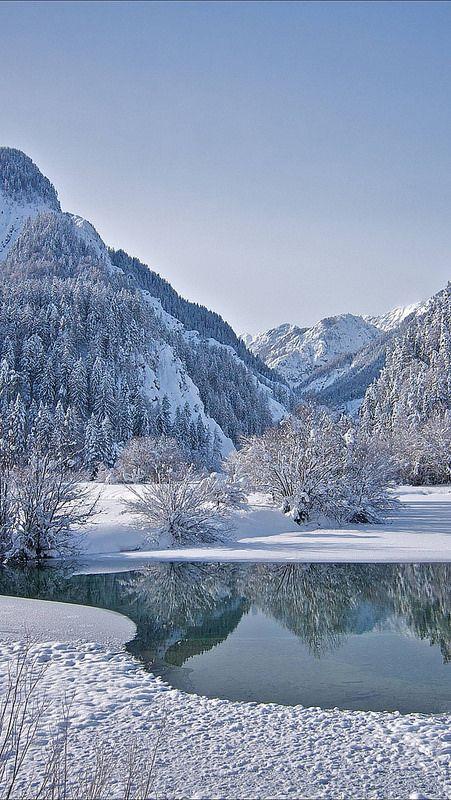 Winter landscape vadak1986