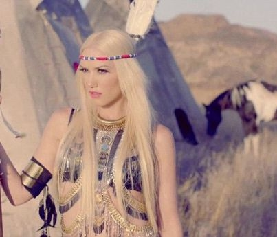 "No Doubt's recently released video for ""Looking Hot"" spurred an outcry from the Native American community and allies."