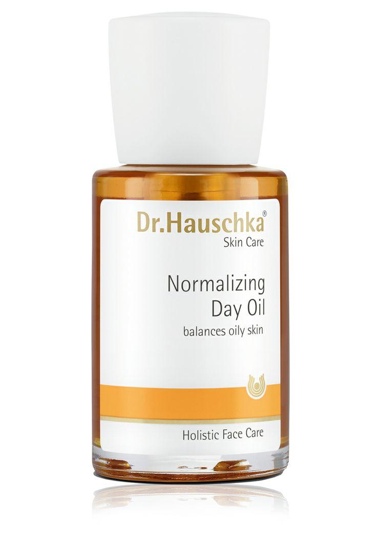 DR. HAUSCHKA Normalizing Day Oil . 德國世家/油脂平衡調理油