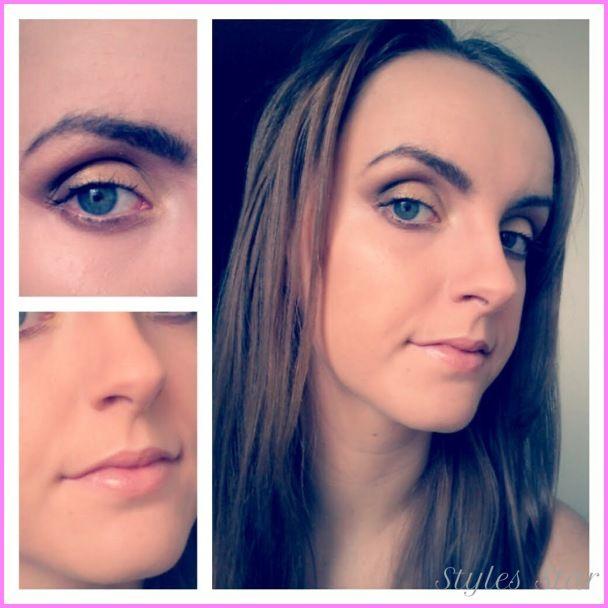 nice Eye makeup for close deep set eyes