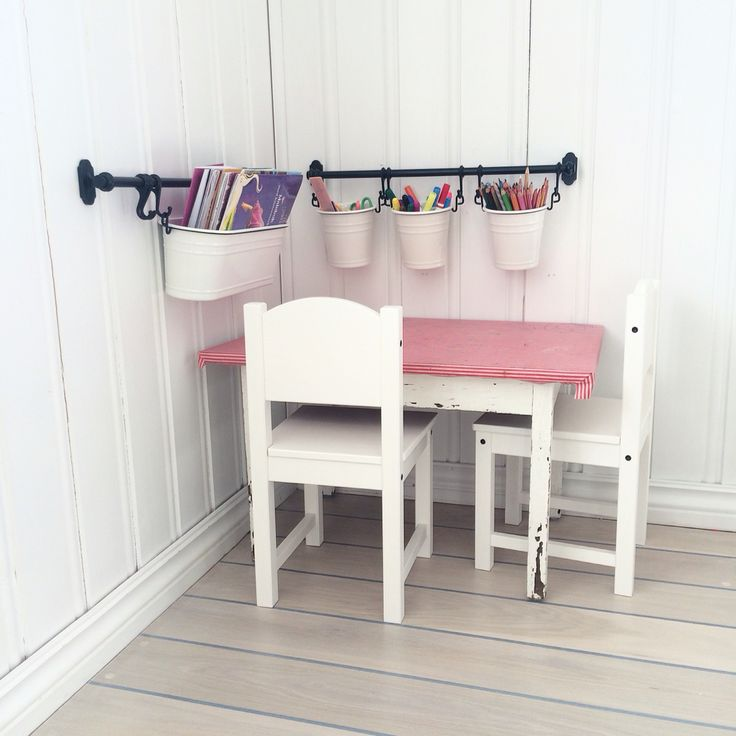 Ikea hack kids playroom