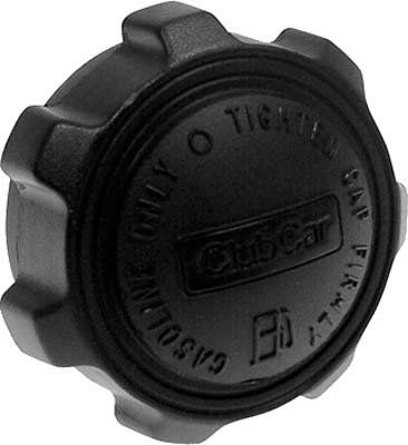 Golf Cart Gas Cap - For Club Car DS (84-Up) and EZGO TXT (94-Up) Gas Golf Carts