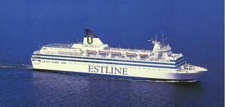 MS Estonia. Sank 28.09.1994. 852 lives were lost, only 137 survived.