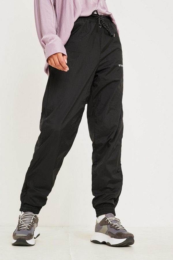 iets frans Black Track Pant | Wear in 2019 | Pants, Black