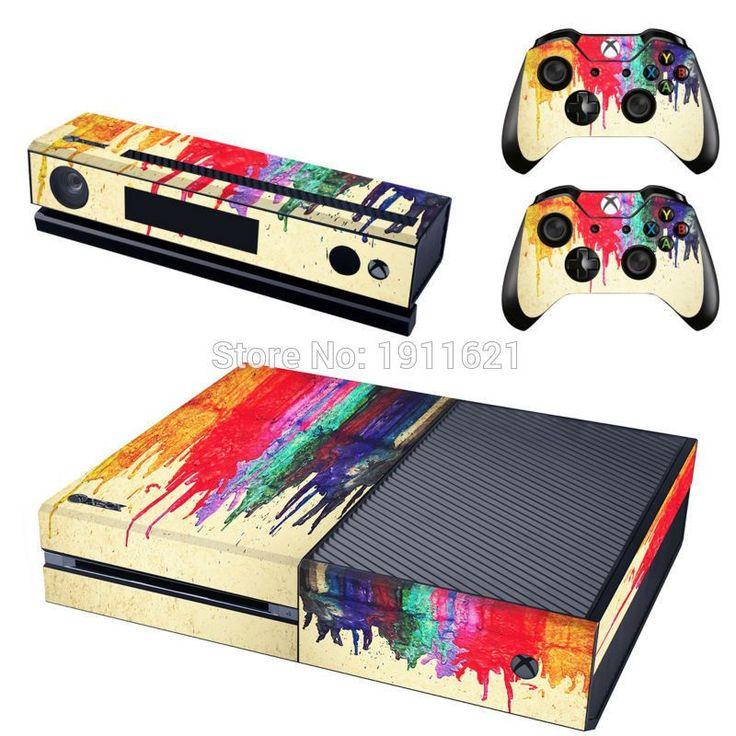 Bleeding Colors - Xbox One Protector